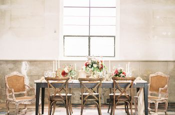 How to Create an Old World Wedding That's Utterly Romantic
