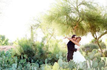 6 Outdoor Wedding Venues in Arizona with Sick Desert Views
