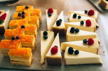 Which Dessert Should You Serve at Your Wedding?
