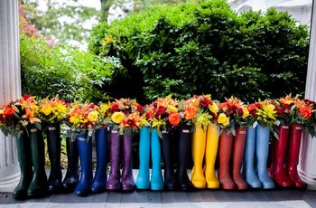 5 Steps to Postponing a Wedding Because of Bad Weather
