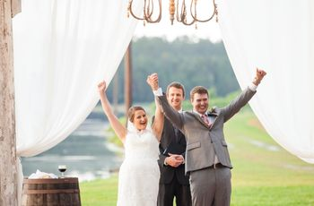 The 8 Questions to Ask Yourself When Planning a Wedding
