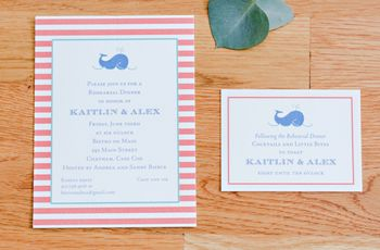 Rehearsal Dinner Invitation Wording: What You Need to Know