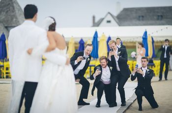 How to Take the Most Like-able Wedding Instagram Photo