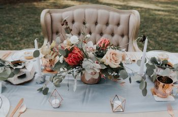 Marble, Copper & Other New Wedding Trends to Obsess Over