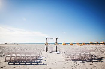 The Tampa Wedding Guide to Getting Married in Florida