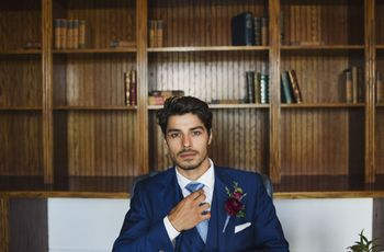 What's Your Ultimate Groom Hairstyle?