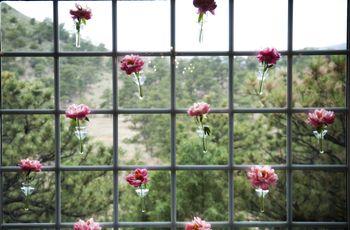 11 Creative Ways to Hang Your Wedding Flowers