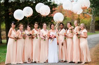 Dress Codes, Small Weddings, Bridesmaid Gifts, and More!
