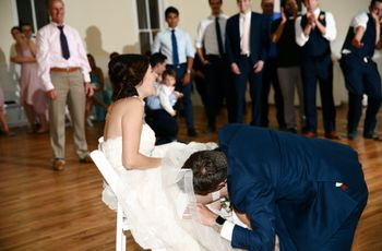 10 Garter Toss Songs to Tastefully Up Your Sultry