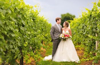 5 Reasons to Get Married...at a Vineyard