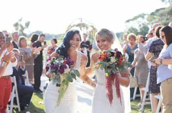 The Most Awkward Same-Sex Wedding Questions, Answered