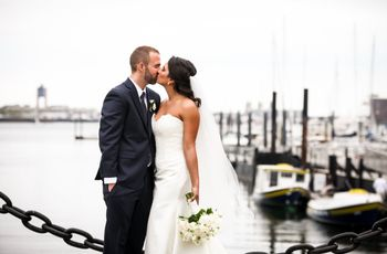 13 Scenic Boston Wedding Venues on the Water