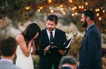 How to Give a Wedding Ceremony Reading If You Hate Public Speaking