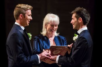 Why a Wedding Officiant Costs THAT Much