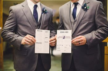 How to Usher a Wedding Ceremony