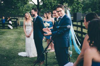 How to Choose Wedding Ceremony Readings