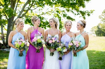 Do  You Really Need a Wedding Color Palette?