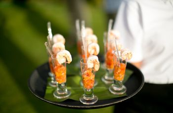 What Should Your Reception Serving Style Be?