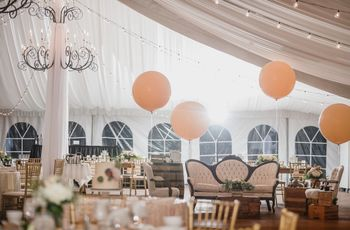 Your 4-Step Guide to Creating the Ultimate Wedding Lounge