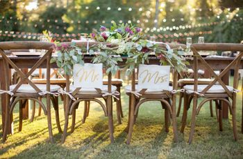 Where Should You Sit at Your Wedding Reception?