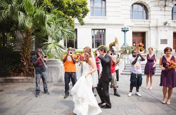 10 Unique Wedding Music Ideas That Will Def Rock the House
