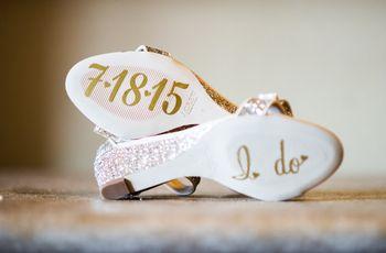 9 Wedding Shoe Ideas for Super-Cute Soles