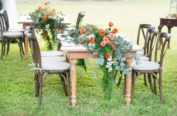 5 Wedding Reception Seating Don'ts