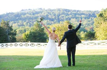 """""""Traditions We Ditched at Our Wedding—and How You Can, Too"""""""