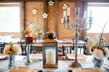 What's Your Wedding Centerpiece Style?