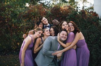 Cute Alternatives to 'Bridesmaid' and 'Groomsman'