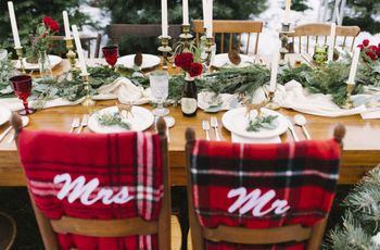 10 Winter Wonderland Wedding Ideas for a Snowy Celebration