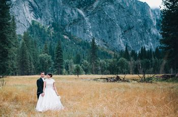 23 Mountain Wedding Venues with Scenery That'll Take Your Breath Away