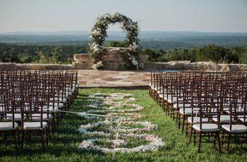 27 Swoon-Worthy Garden Wedding Ideas