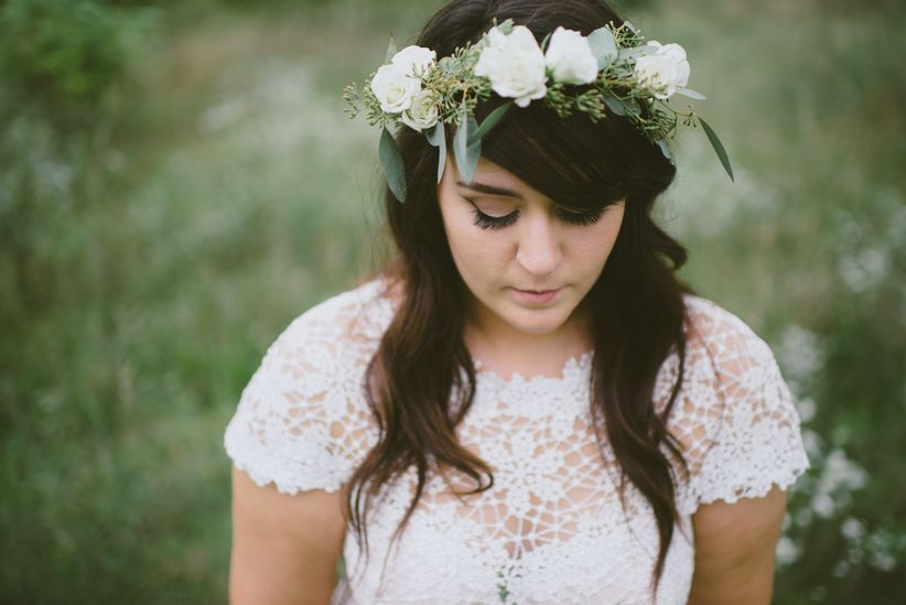 How Should You Wear Your Hair On Your Wedding Day Weddingwire
