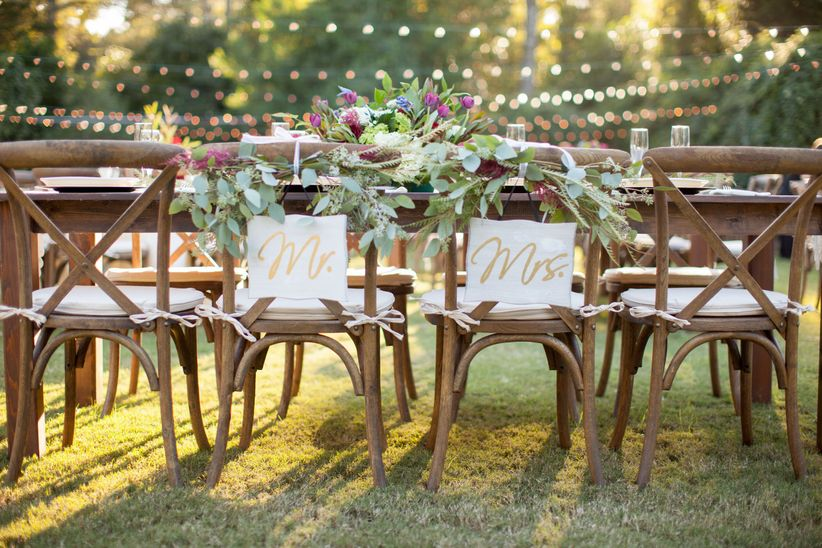 Where Should You Sit At Your Wedding Reception Weddingwire