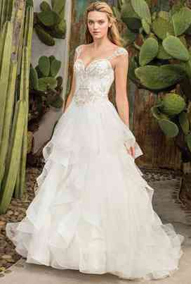Wedding dress photos wedding dresses pictures weddingwire wedding dresses casablanca bridal junglespirit Choice Image
