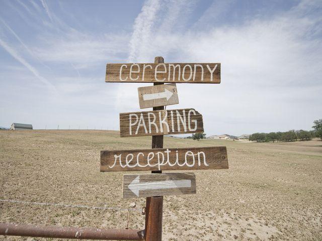 Garlyn and Dutch's Wedding in Lockwood, California 1
