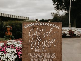 The wedding of Alyssa and Jaryd 3