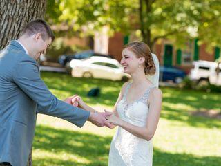 Casey and Colleen's Wedding in Cincinnati, Ohio 3