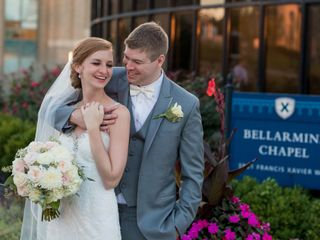 The wedding of Colleen and Casey