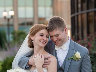 The wedding of Colleen and Casey 1