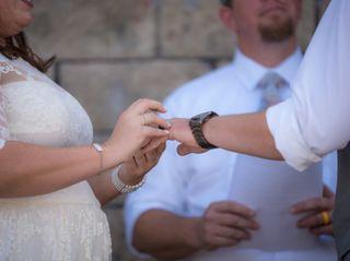 The wedding of Nola and Nathan 3