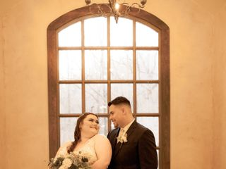 The wedding of Kathie and Anthony 3