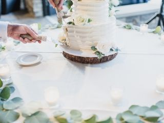 The wedding of Megan and Erik 2
