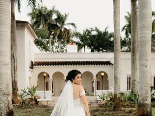 The wedding of Stephanie and Freddy 1