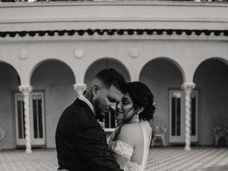 The wedding of Stephanie and Freddy 2
