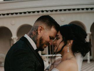 The wedding of Stephanie and Freddy 3