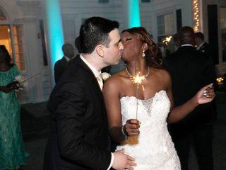 The wedding of Drisana and Nick 1