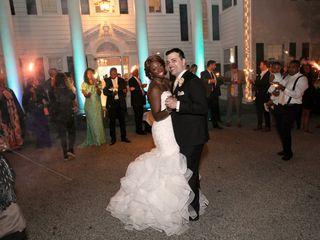 The wedding of Drisana and Nick 2