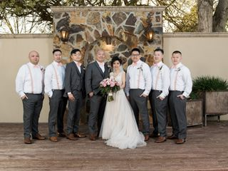 The wedding of Valerie and Mark 2
